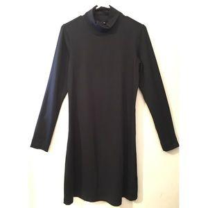 Title nine black long sleeve getaway dress NWT M